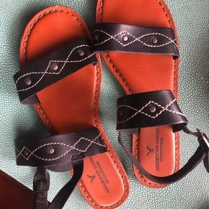 American Eagle Sandals Size: 8